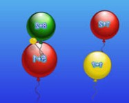 Balloon pop oktat� j�t�kok
