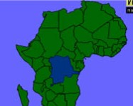 Map game Africa online