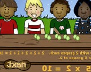 Picnic multiplication online